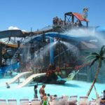 Busch gardens' adventure island waterpark near kissimmee florida