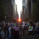 Manhattanhenge 2017: where and when to look at the sunset fall into line using the city's grid
