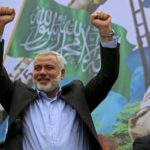 New hamas chief tours native gaza, highlights power shift