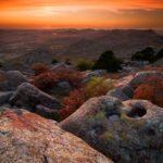 Oklahoma's spectacular sunset spots