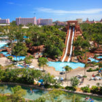 Paradise island waterpark