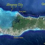 Stingray city, rum point grand cayman