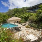 Where you can watch the sunset within the bvi