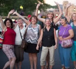 Women's travel tours, groups and clubs