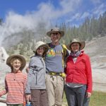 Yellowstone family adventure – backwoods inquiry