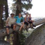 Yosemite family adventure programs