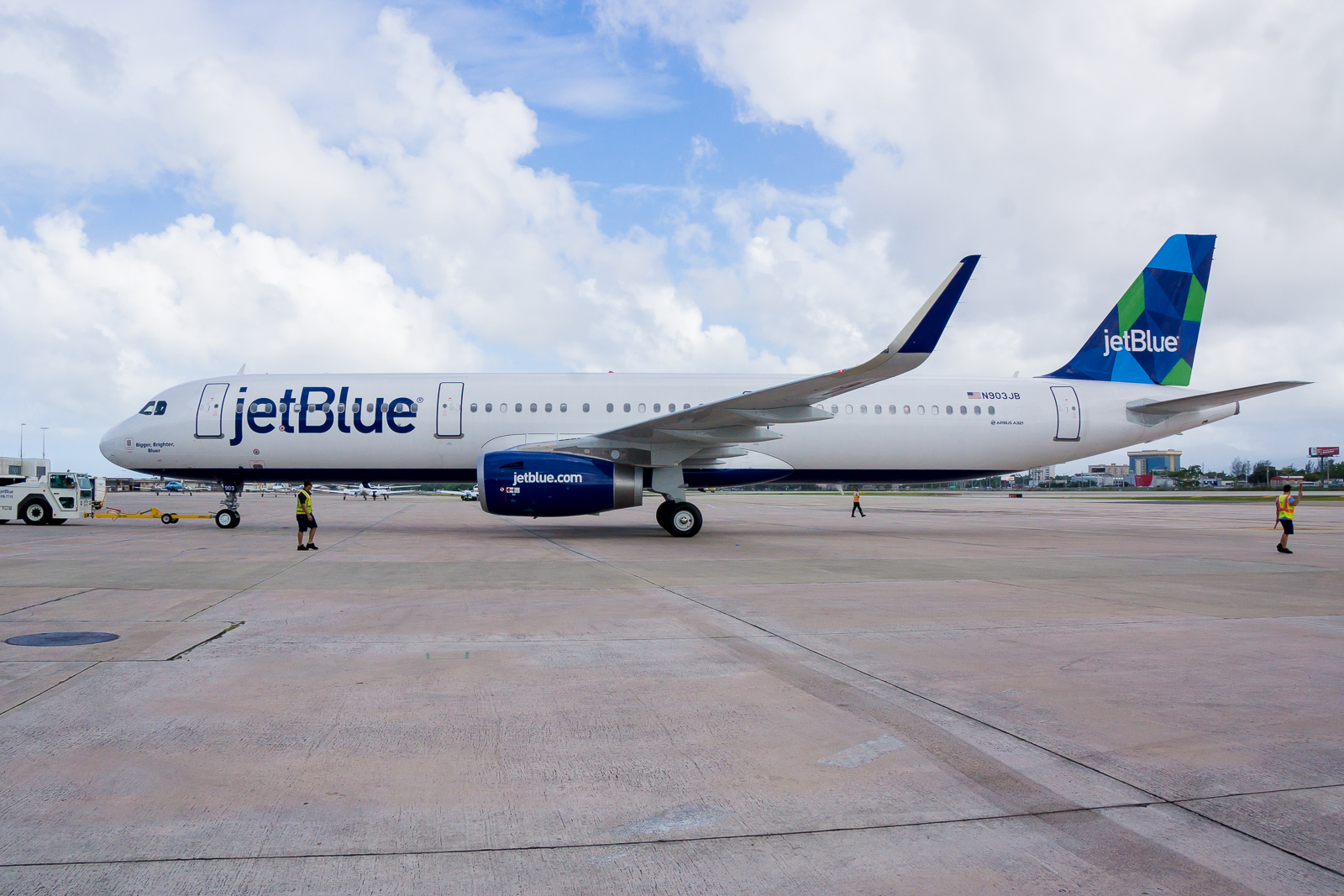 Jetblue Your top performing employees
