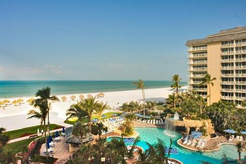 Marco island marriott resort, club & health spa Island Marriott