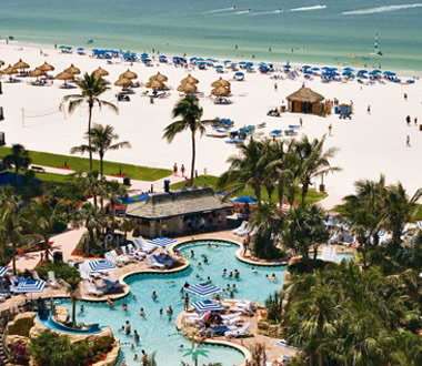 Marco island resorts perfect atmosphere for business