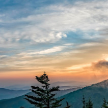 Best Places to See the Amazing Smoky Mountains Sunset and Sunrise