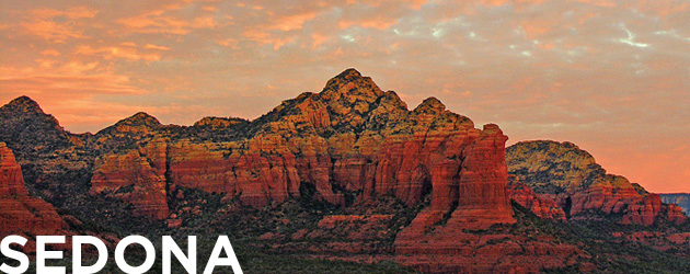 Visit sedona her favorite spots on