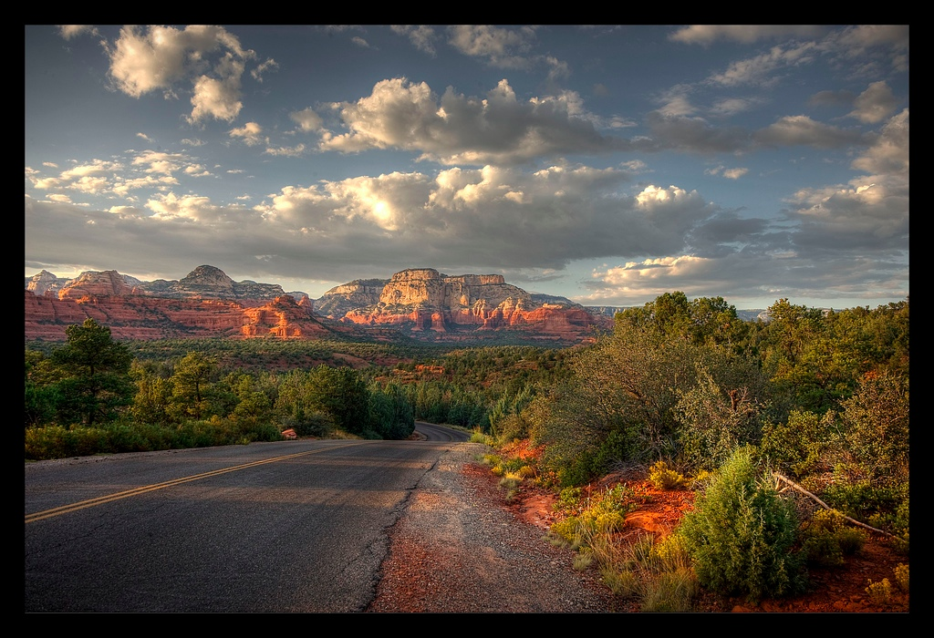 Visit sedona Out on another forget West