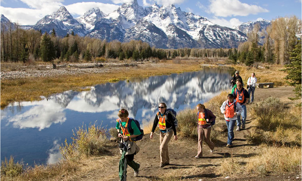 Wildlife expeditions of teton science schools - jackson hole wy central reservations and like the Sunrise