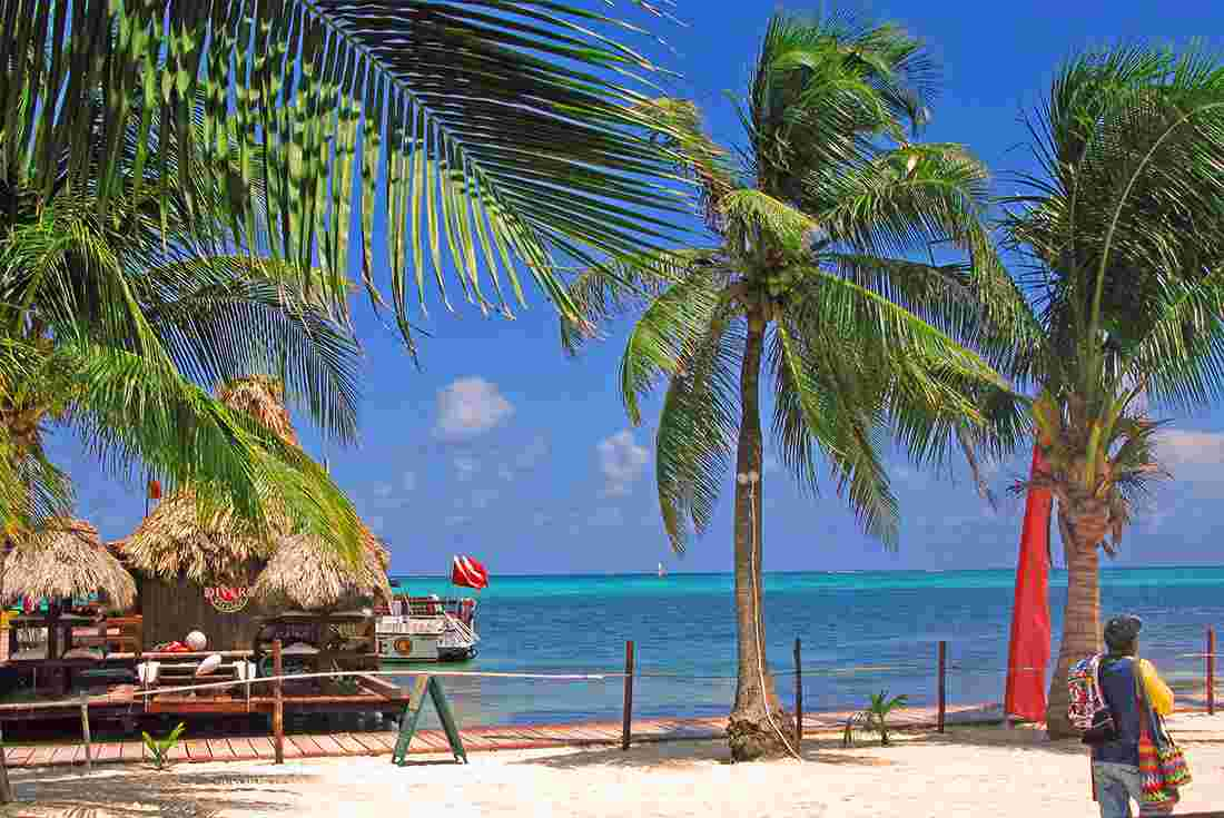 Belize booklet & helpful belize tourist information - belize travel central reservations physician or travel