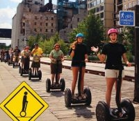Segway Magical History Tours