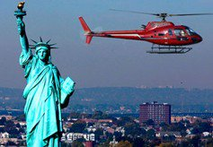 Statue of Liberty Helicopter Tour
