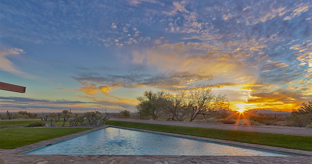 Best Places to Catch a Sunset Taliesin