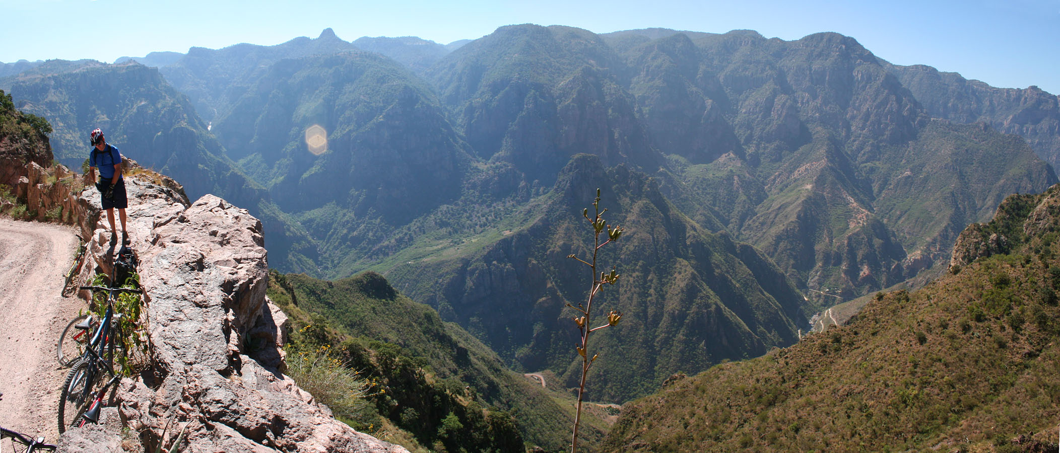 Copper gorge mexico tours transfers,  transportation