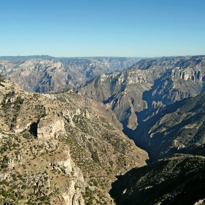 Copper gorge tours in chihuahua mexico with tarahumara guide you up using the