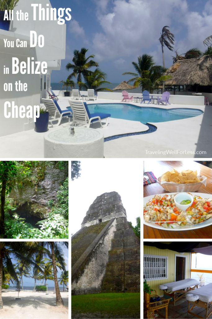Belize tours - things you can do in belize activities for adventurers