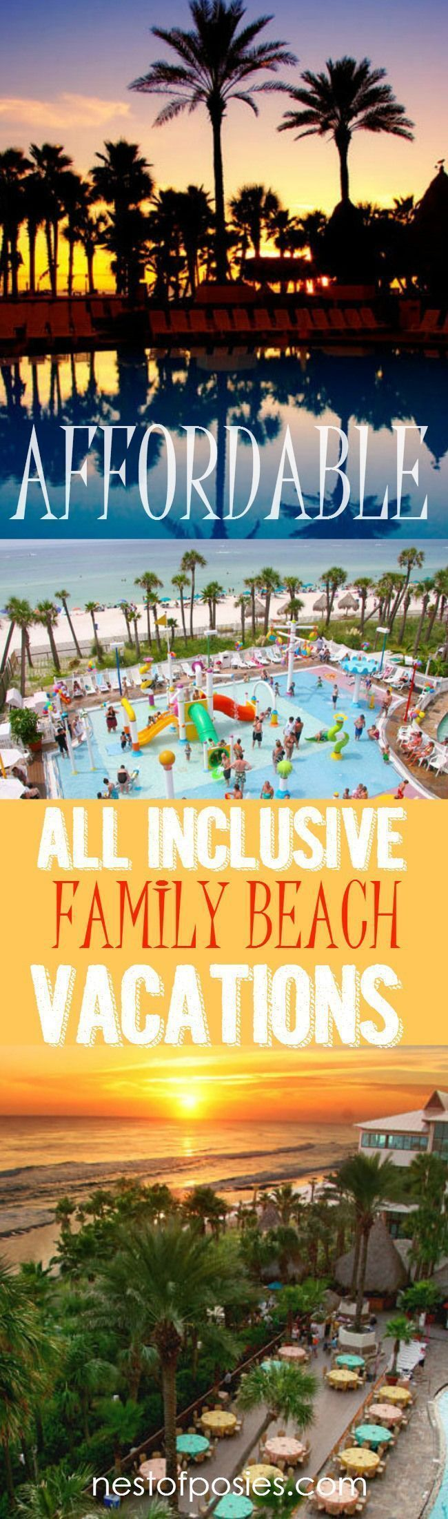 Affordable vacations for the entire family exactly that