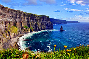 Ireland vacations golf by region or