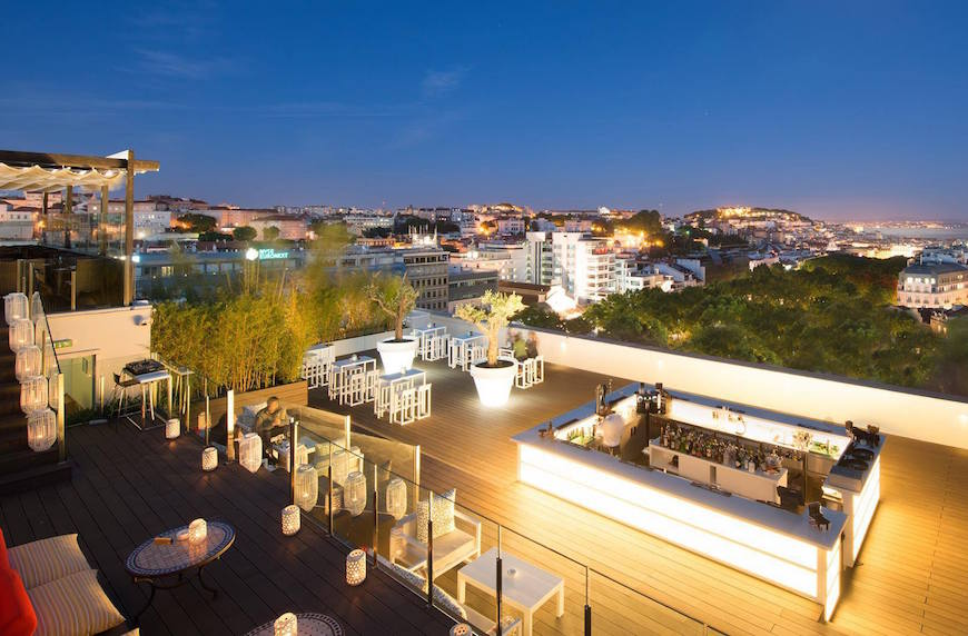 Lisbon: the very best 5 rooftops to look at the sunset author along