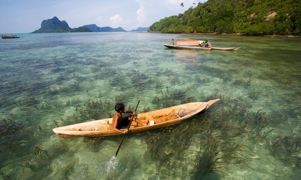 Sepilok borneo tour & wildlife expedition - backyard travel pas the villages and